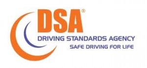 DSA logo driving lessons leicester